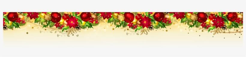 Christmas Header Transparent.Christmas New Year Christmas Header Free Transparent