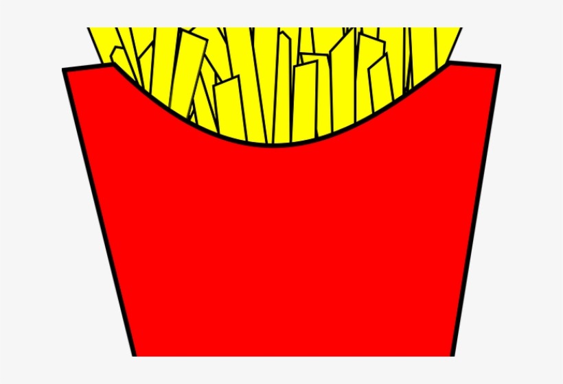 French Fries Clipart Mcdonalds - French Fries Clipart Png, transparent png #3932785