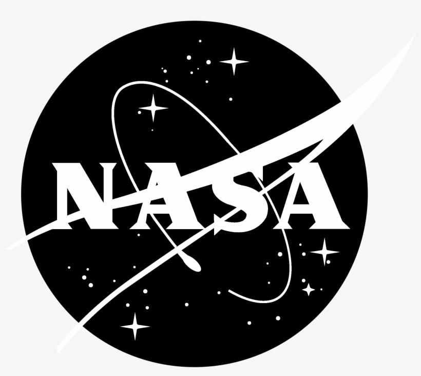 393 3935145 nasa logo black and white nasa logo wallpaper