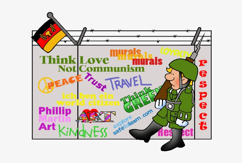 Banner Freeuse Architecture Clip Art By - Berlin, transparent png #3936314