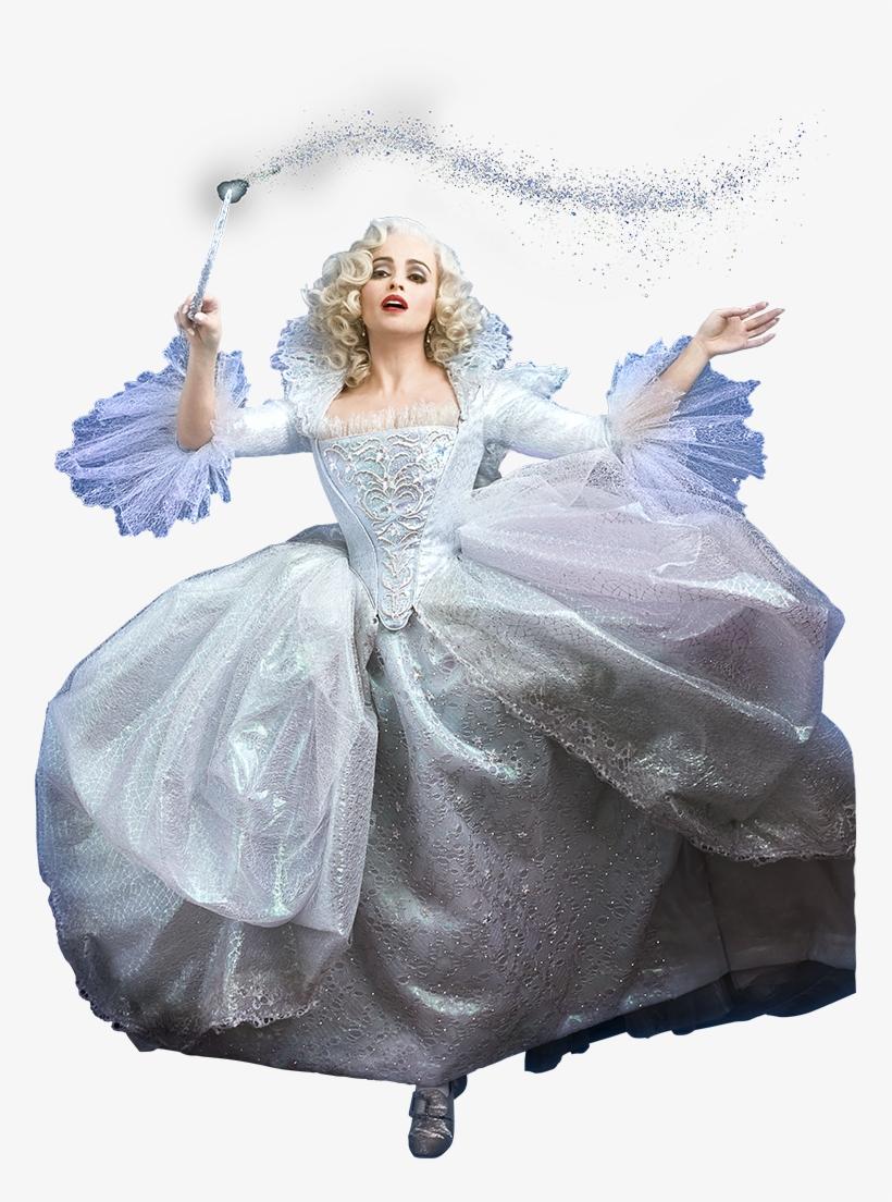 Here - Http - //i - Imgbox - Com/nzt3pteu - Cinderella Fairy Godmother Costume Live Action, transparent png #3937367