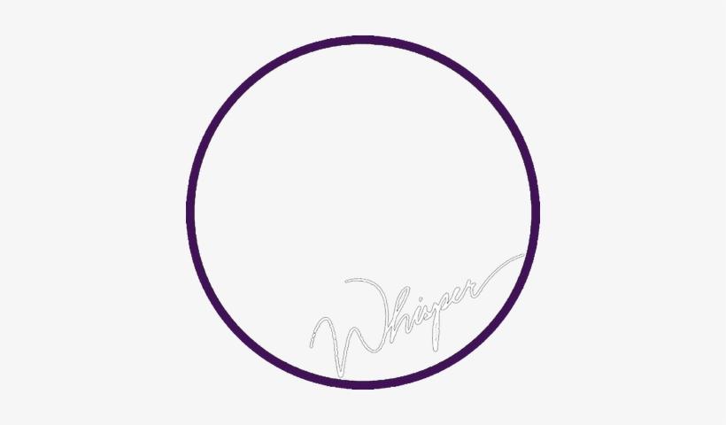 A Twibbon To Support Vixx Lr's 2nd Mini Album Whisper - Diagrama De Venn En Blanco, transparent png #3937649