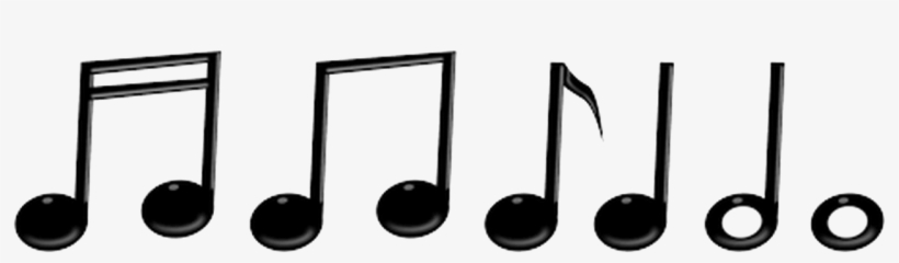 Music Note Png High-quality Image - Draw A Music Note, transparent png #3939472