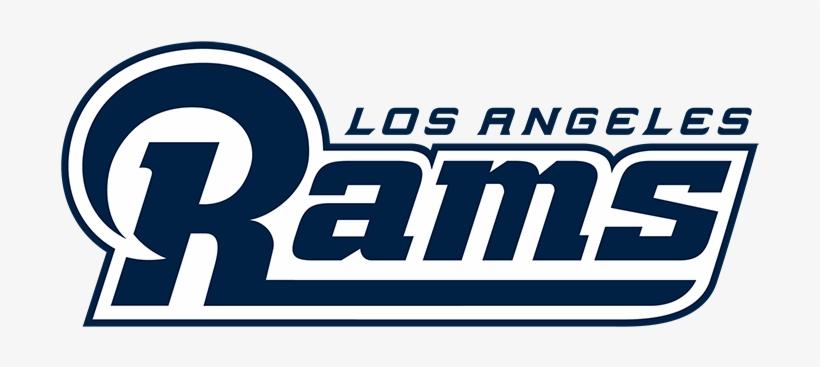 Los Angeles Rams Logo, transparent png #3940342