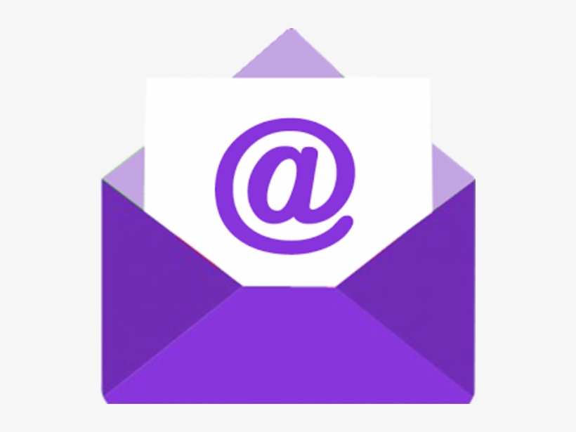 Yahoo Mail Logo Png - Logo Yahoo Mail Png, transparent png #3944779