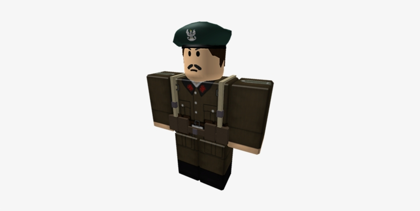 Western Polish Army Soldier Wwii Tuxedo Codes For Roblox Free