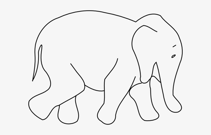 Image Transparent Download Africa Clipart Line Drawing - Wild Animals Outline, transparent png #3948415