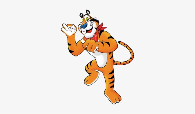 Tony The Tiger Png Tigre Tony Free Transparent Png Download Pngkey