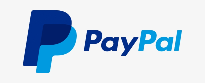 Paypal - Chad Hurley Paypal Logo - Free Transparent PNG Download ...