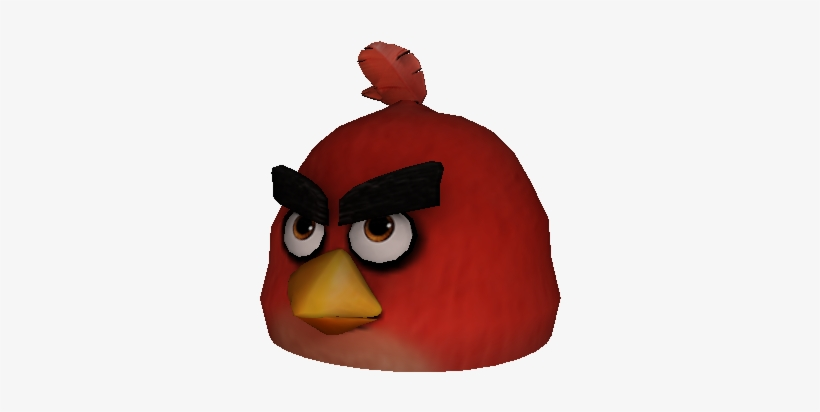 Download Zip Archive Angry Birds Red Roblox Free Transparent