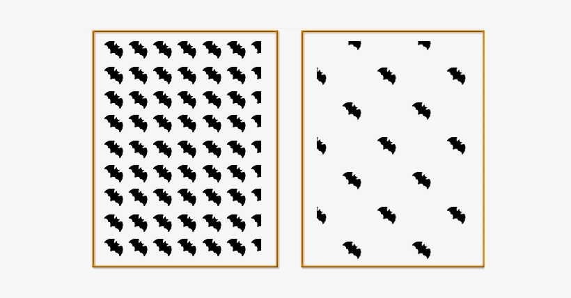 Here's 2 Seamless Bat Patterns I Made A While Ago For - Mercedes-benz C-class, transparent png #3956526