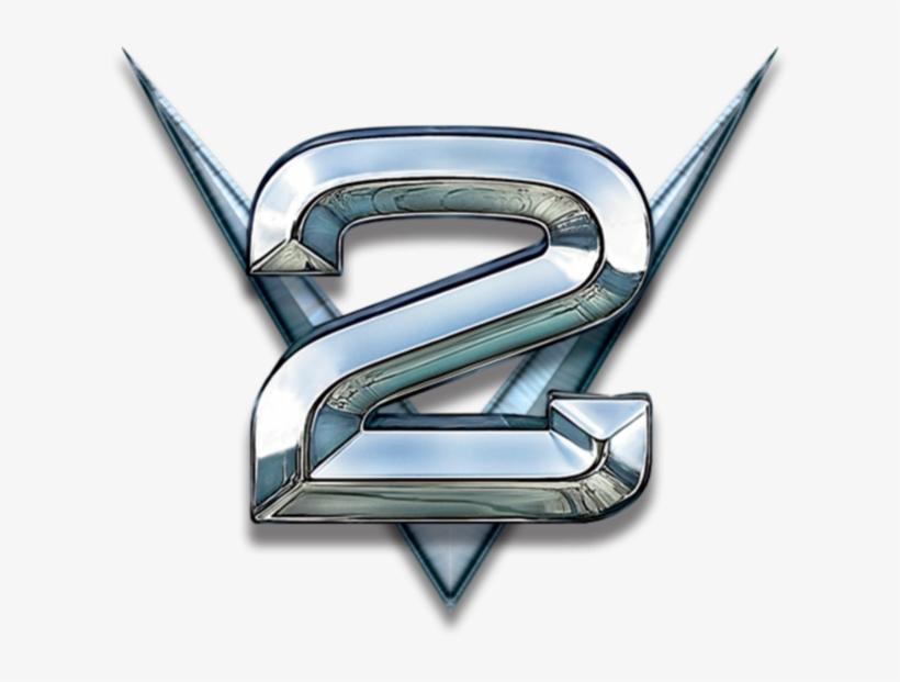 Cars - Logo De Cars 2, transparent png #3959305