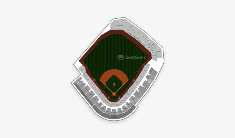 Durham Bulls Athletic Park Seating Chart Duke Blue Baseball Field