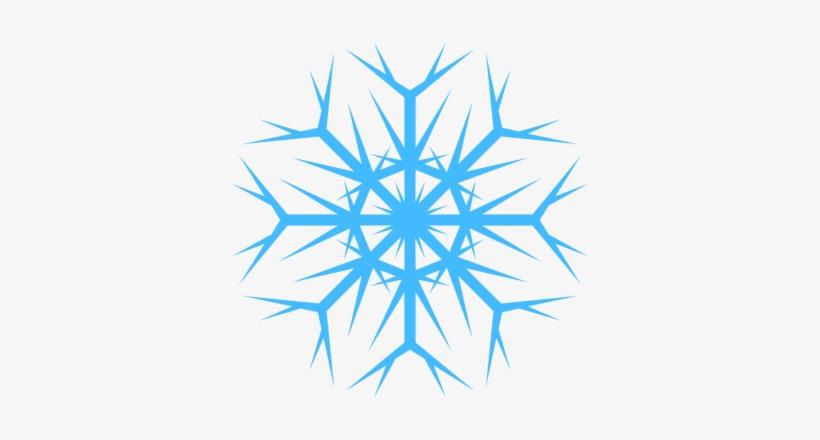 Snowflake Snowflakes - Snowflakes Png, transparent png #3962586