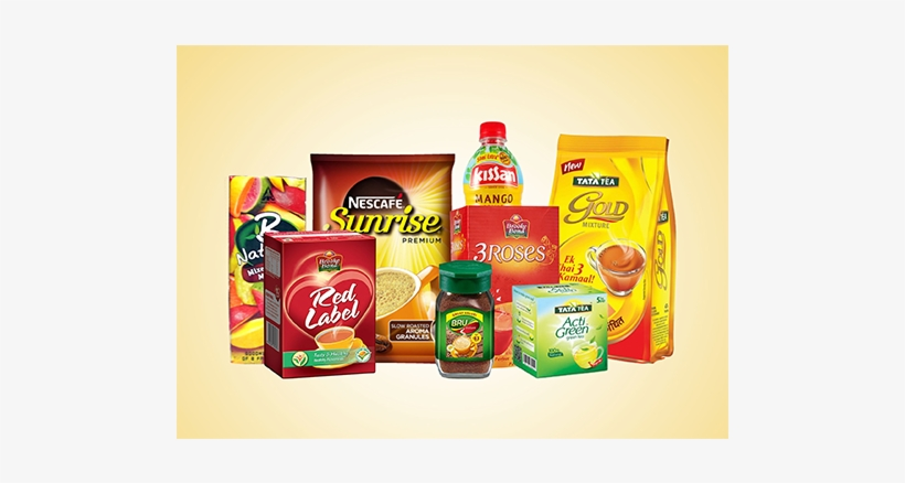 Beverages - Red Label Brooke Bond, 1 Tea , 500g - Free