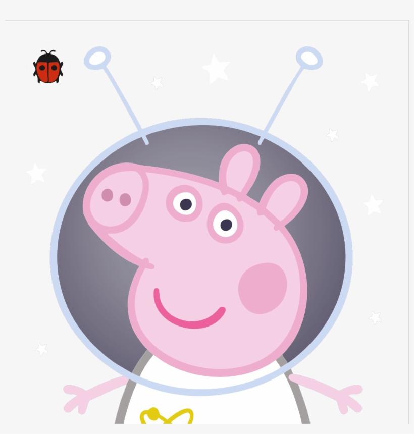 Peppa Pig Astronauta 01 Imagens Png Peppa Astronauta
