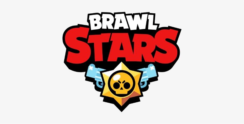 Play Brawl Stars On Pc - Brawl Stars Logo Png, transparent png #3966185