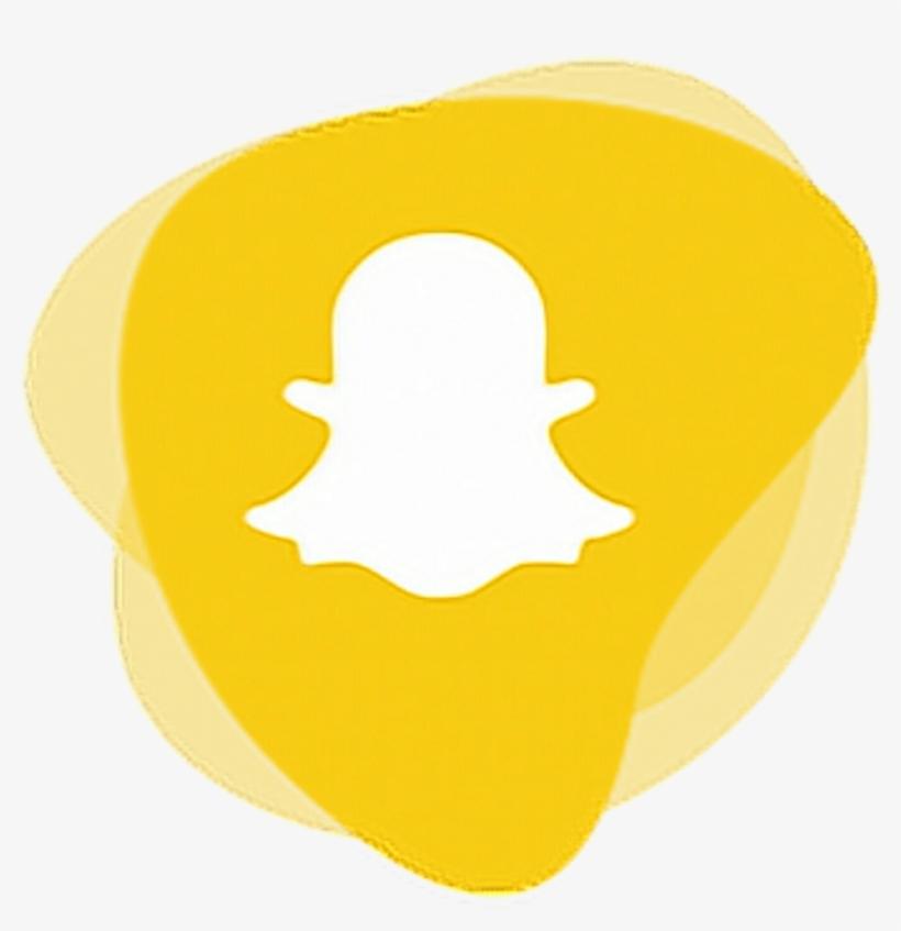 Snapchat Face Book Socialmedia Web Enter Logo Png - Instagram E Snapchat Png, transparent png #3972445