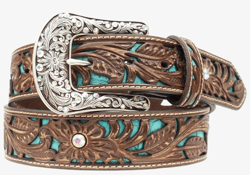 Ariat Womens Belt, transparent png #3980934