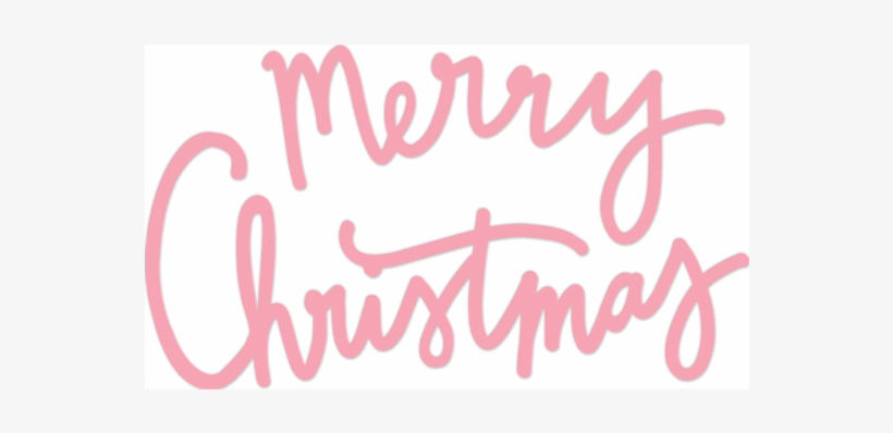 """Words - Merry Christmas - Beyond The Page Mdf Merry Christmas 3mm Words-24.75""""x12.5"""", transparent png #3981733"""