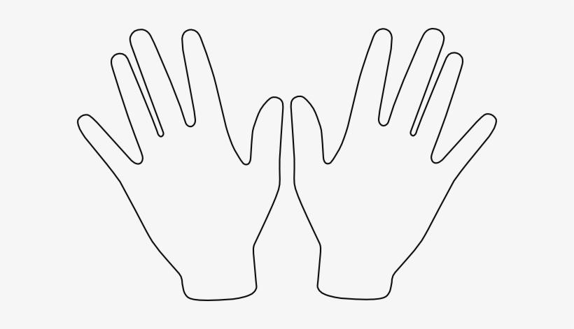 Outline Of Hands Two Hands Clipart Free Transparent Png Download Pngkey See more ideas about hand outline, hand art, art lessons. outline of hands two hands clipart