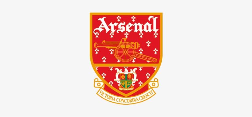 Arsenal 402 Old Logo Arsenal Old Logo Free Transparent Png Download Pngkey