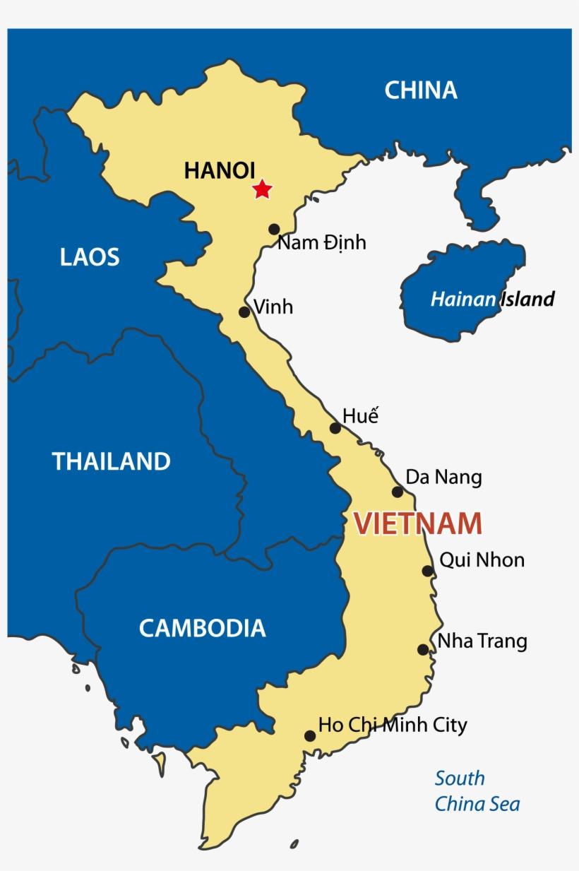 Property Market Da Nang Vietnam Map Free Transparent Png