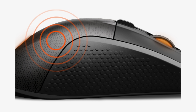 Profile Cover Photo - Steel Series Gaming Mouse - Rival 700 - Black (pc), transparent png #3985329