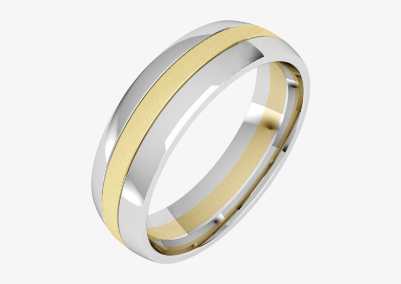 Gold Wedding Rings Png Photos - Classic Wedding Rings Yellow Gold And White Gold, transparent png #3986543