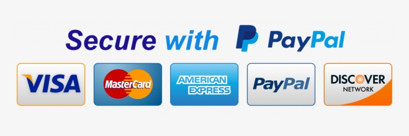 Payment Methods - Transparent Trust Badges Shopify, transparent png #3987066