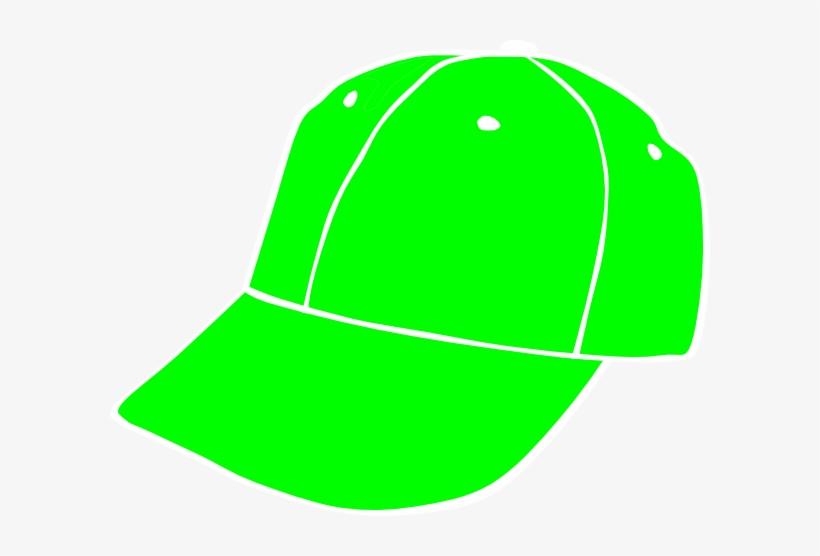 8078c90ecbedea Lime Baseball Cap Clip Art - Green Hat Clip Art - Free Transparent ...