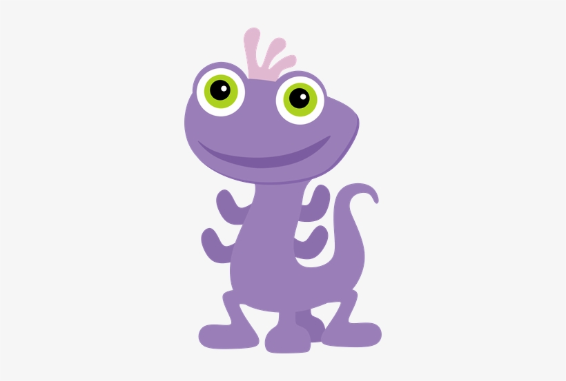 Winsome Design Monsters Inc Clipart Sgblogosfera Mar - Baby Randall Monsters Inc, transparent png #3988070