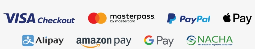 Supported Alternative Payment Methods In Delego Rapidpay - Shopify Trust Payment Seals, transparent png #3988581