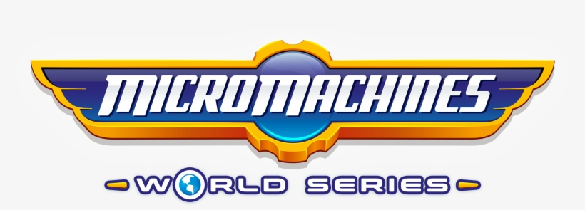 Micro Machines World Series Announced - Micro Machines World Series Cover, transparent png #3991924