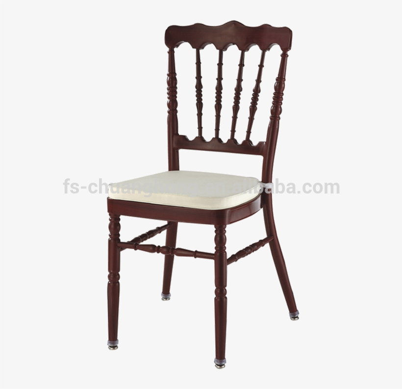 China Wooden Banquet Furniture, China Wooden Banquet - Chiavari Chair With Cushion, transparent png #3992160