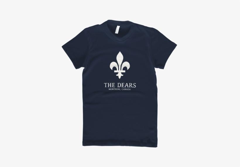 Women's Fleur De Lys T-shirt - Taylor Swift Reputation Stadium Tour Shirt, transparent png #3992593