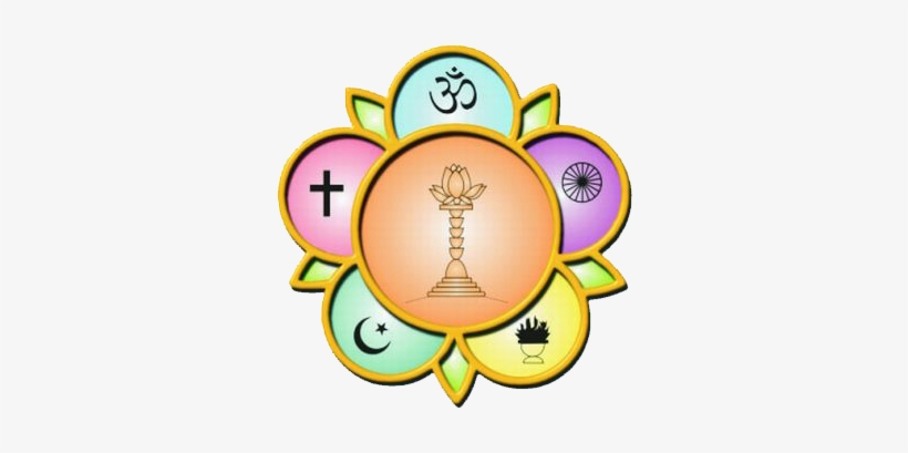 Offering My Most Humble And Reverential Salutations - Sathya Sai Baba Logo, transparent png #3995632