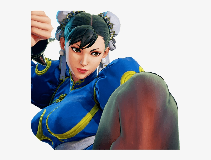 Street Fighter 5 Chun Li Closeup Chun Lee Street Fighter Moves