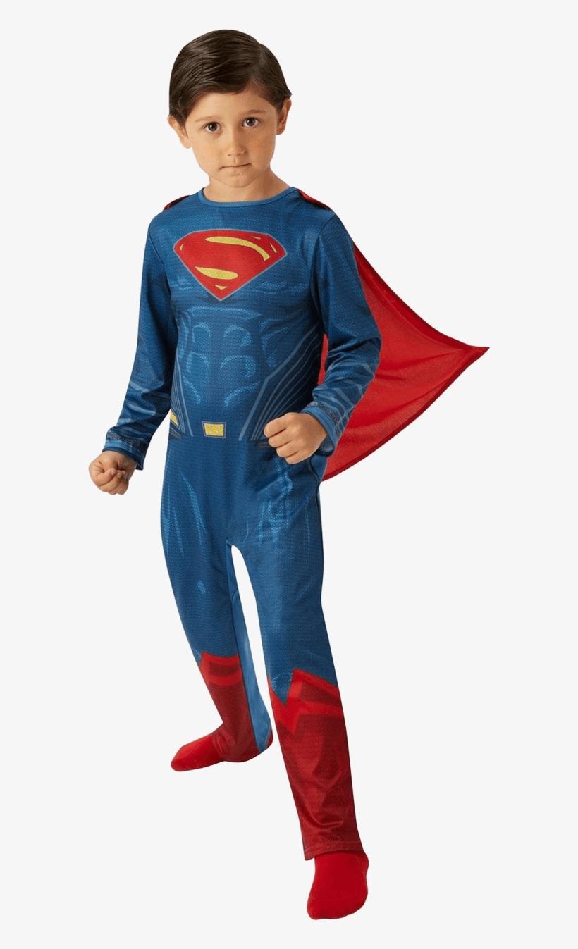 Superman Kids Png - Superman Costume For Kids, transparent png #40173