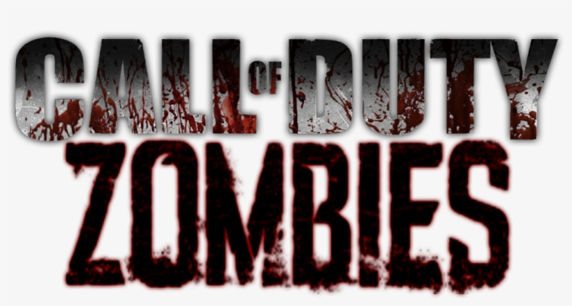 Call Of Duty Zombies Logo Png Call Of Duty Black Ops Zombies Png
