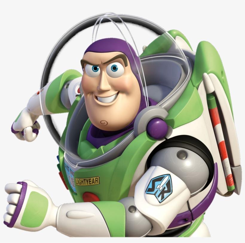 Lightyear Para Imprimir Fiestas - Buzz Toy Story Png, transparent png #40694