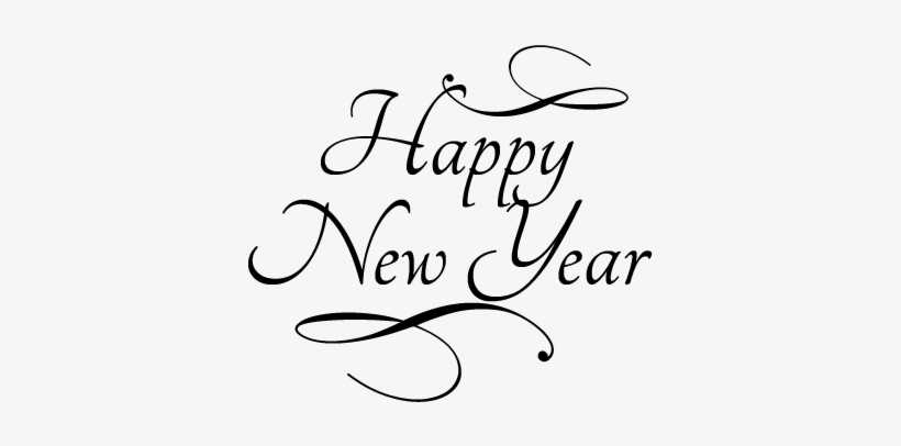 Happy New Year Png 85