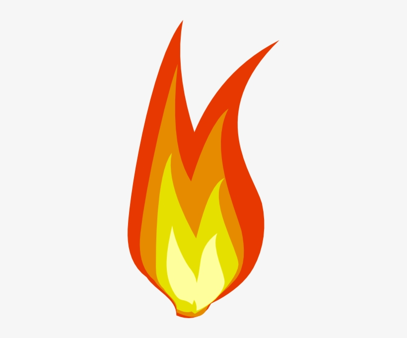 Fire Flames Png - Fire Clipart, transparent png #41817