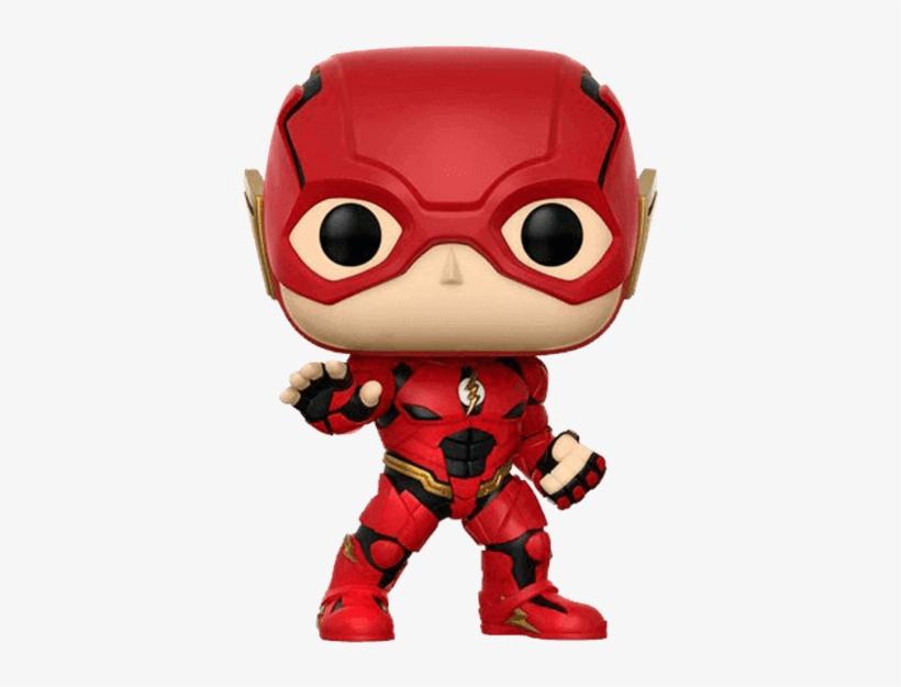 Justice League The Flash Pop Figure - Justice League: Pop! Vinyl Figure: The Flash, transparent png #45471