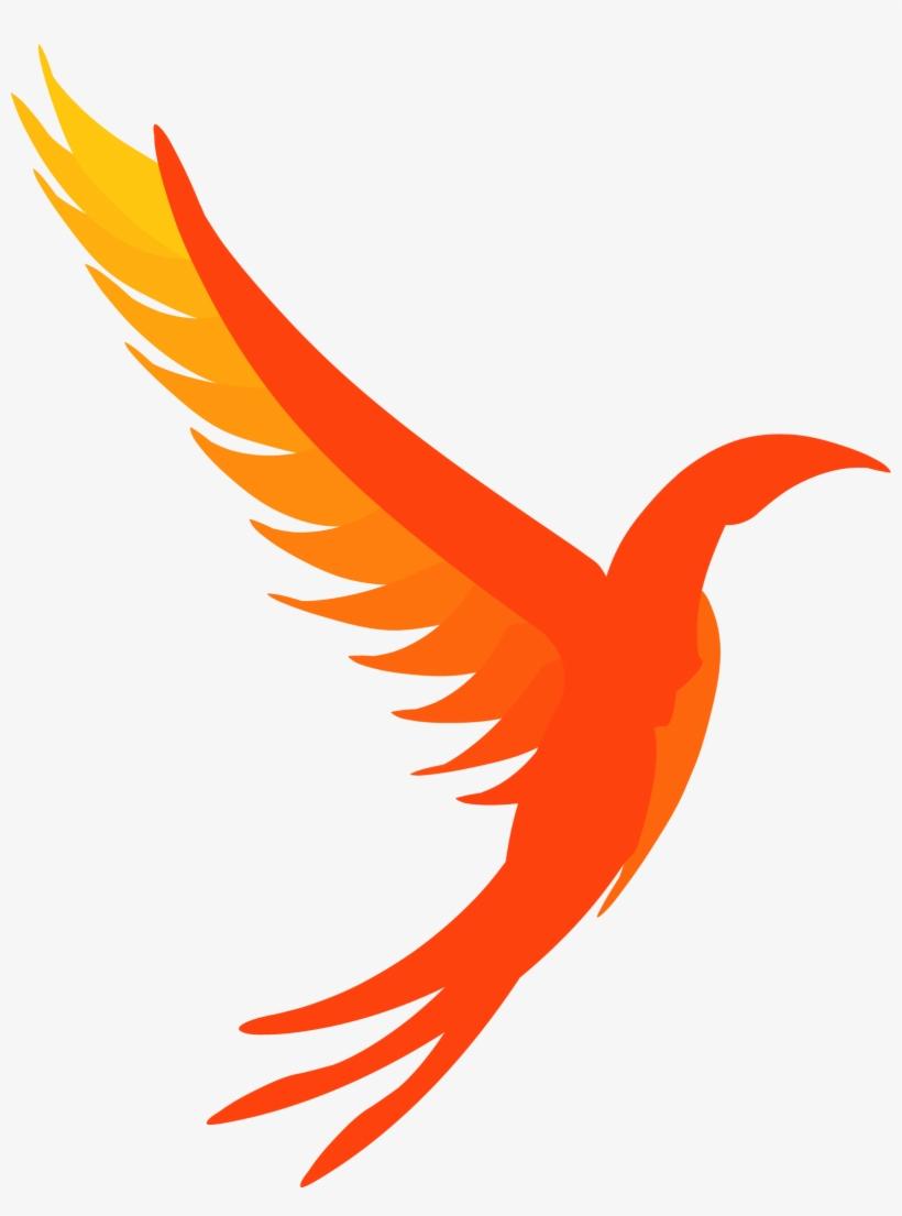 Phoenix Png Logo Phoenix Bird Logo Png Free Transparent Png Download Pngkey
