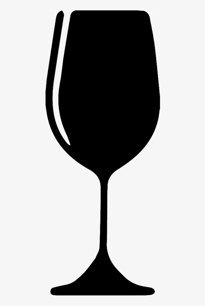 Wine Glass Vector Png Vector Transparent - Wine Glass Vector Png, transparent png #48135