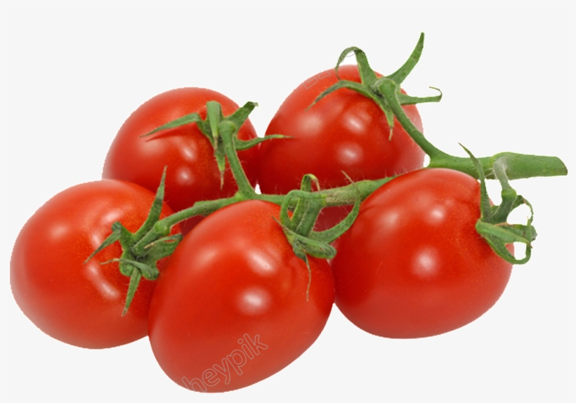 Cherry Tomatoes Transparent Vegetables - Spanish Tomatoes, transparent png #48753