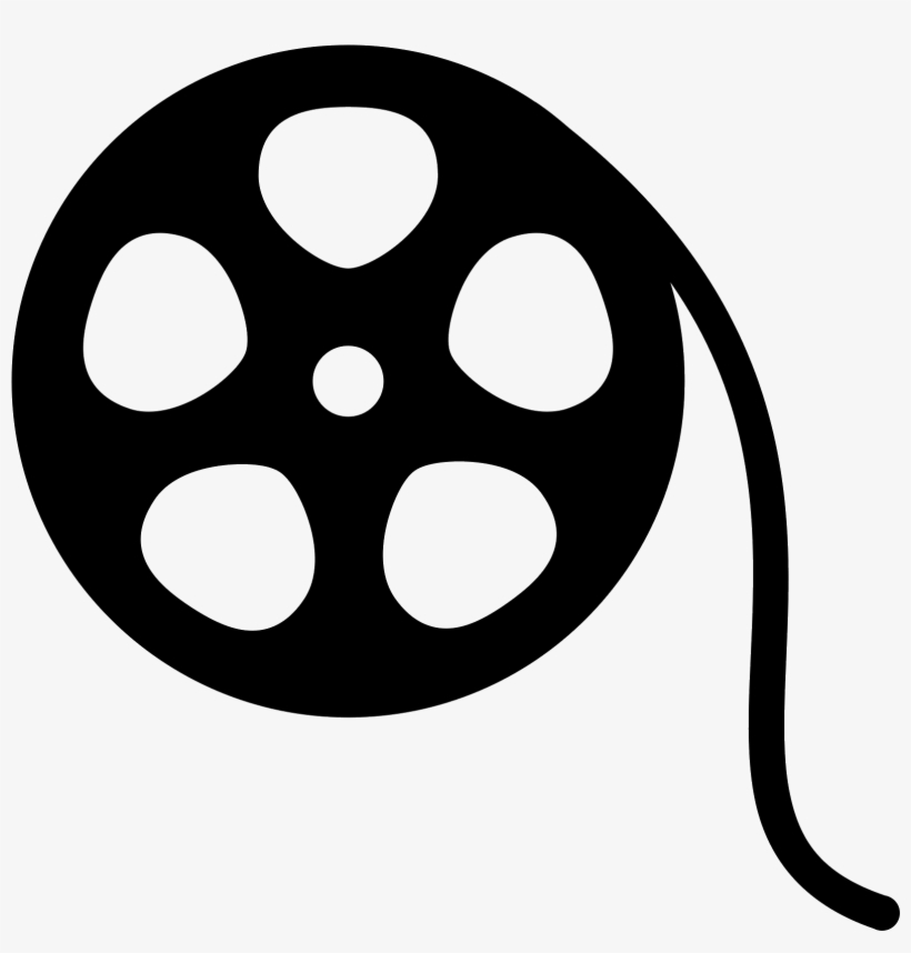 Film Reel Filled Icon Film Reel Icon Png Free Transparent Png