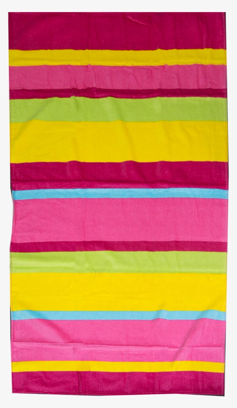 Towel Transparent Beach - Library, transparent png #401091