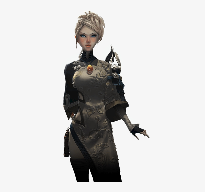 Yun - Blade And Soul Yun Png, transparent png #402356
